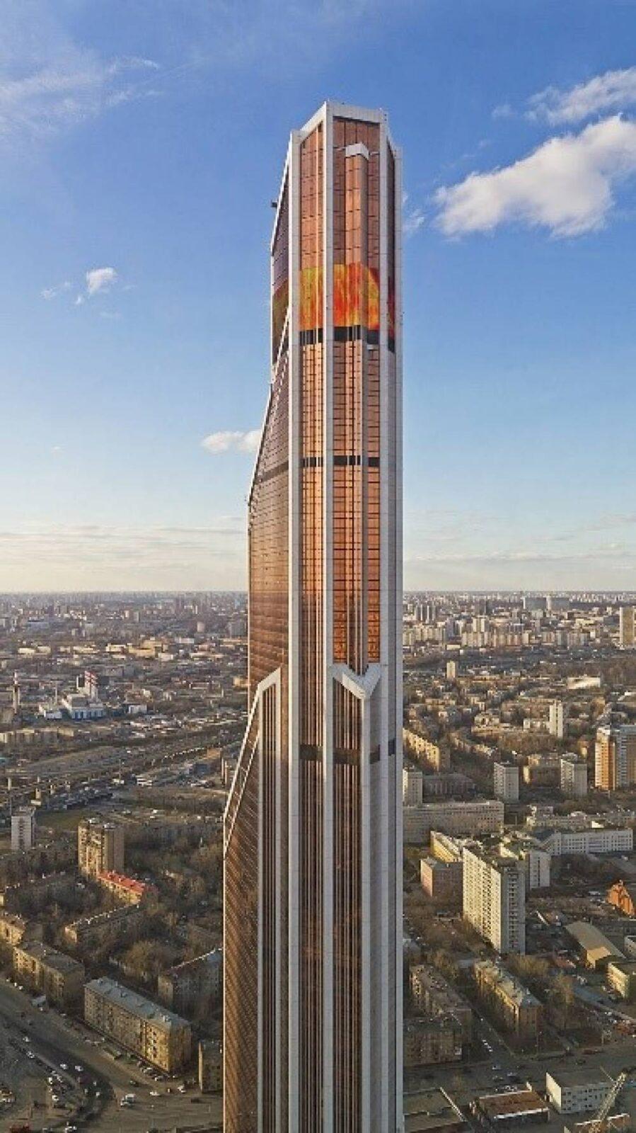 СМИС многофункциональный высотный комплекс «Москва-Сити»