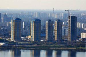 Многофункциональный высотный жилой дом в Москве