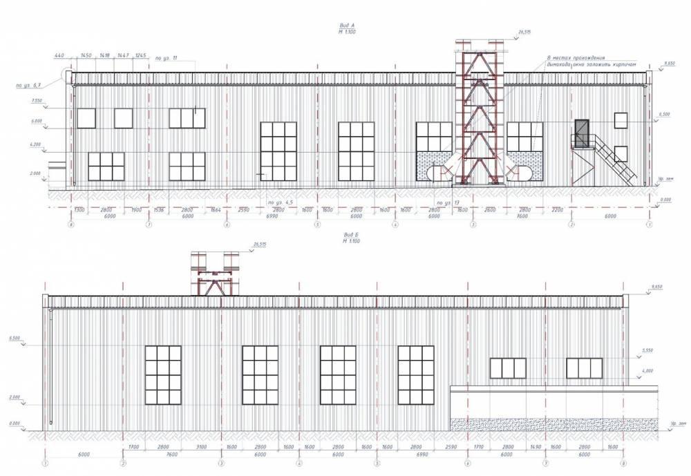 Разработка проекта реконструкции котельной мощностью 63 МВт
