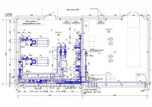 Проектирование котельной мощностью 2 МВт