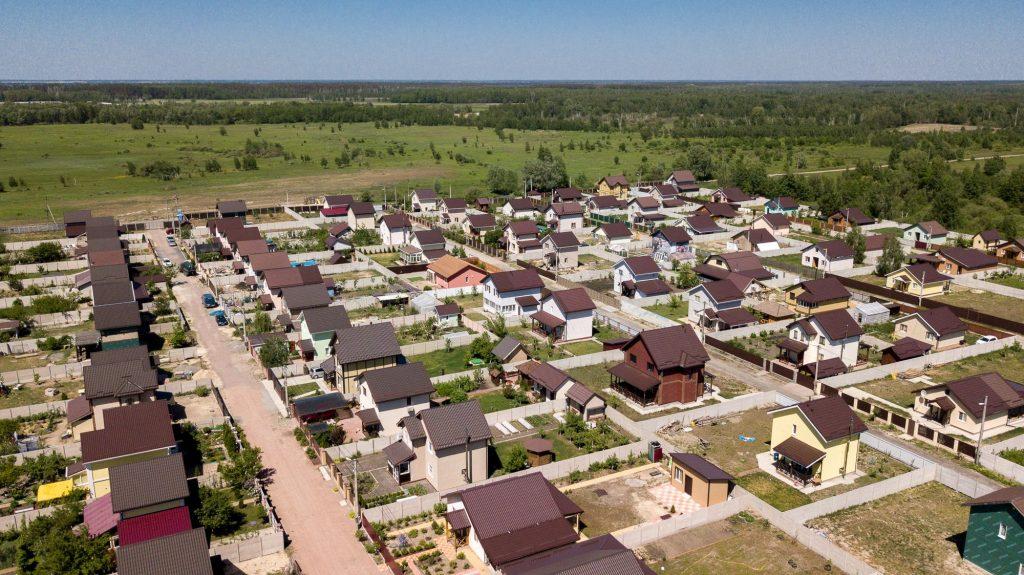 Коттеджный поселок Солнечная поляна