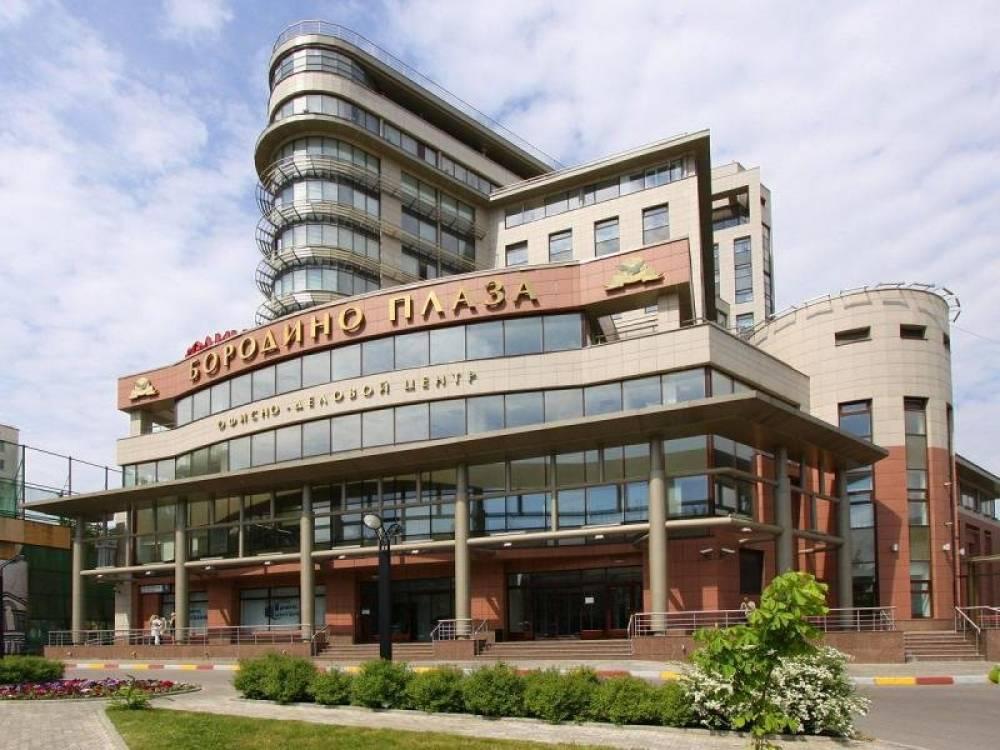 Проектирование бизнес-центра Бородино Плаза г. Москва