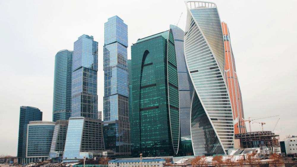 Многофункциональный деловой центр «Северная Башня» в Москве