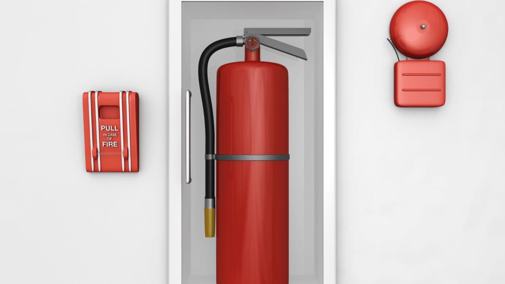 Проблема сертификации противопожарной продукции в России