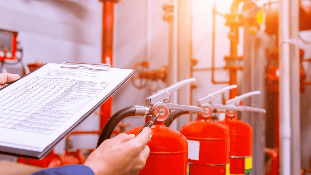Согласовать СТУ по пожарной безопасности в МСЧ и Минстрой России