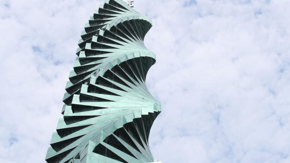 Разработка СТУ для уникального здания