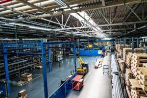 Проектирование Завода по производству насосов Grundfos Грундфос-Истра