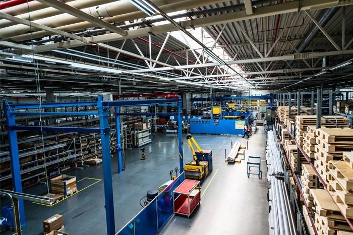 Проектирование завода по производству насосов Grundfos «Грундфос-Истра»