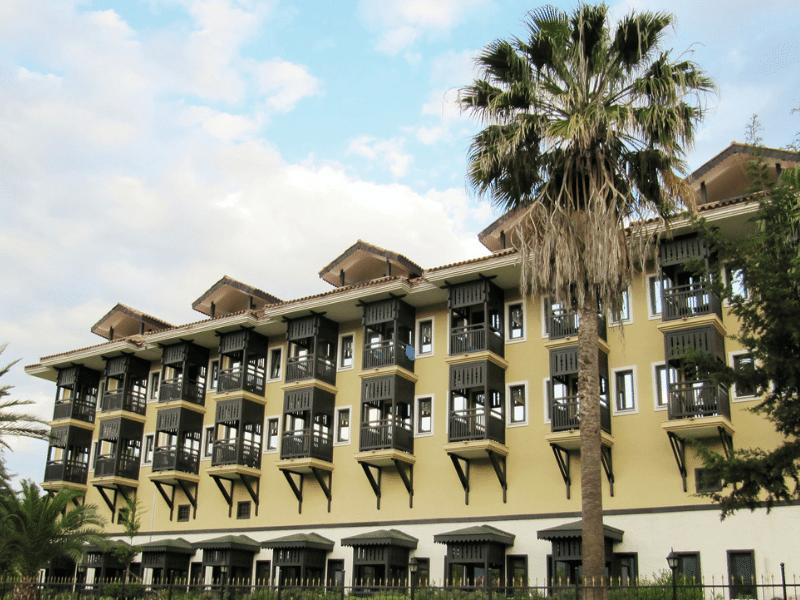 Проектирование мини-гостиницы на 16 номеров