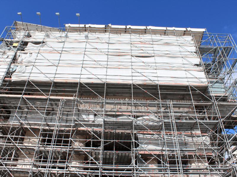 Реконструкция и реставрация объектов культурного наследия от АО