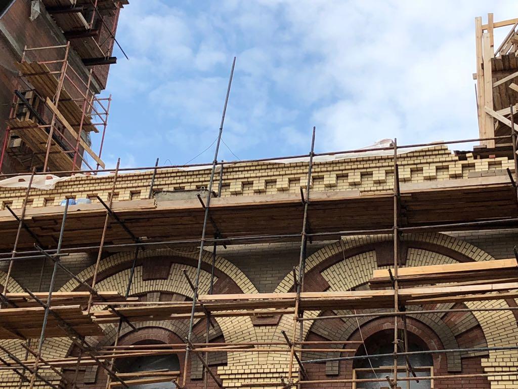 Виды реставрационных работ на объектах культурного наследия