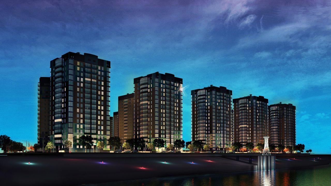Проектирование жилых и общественных зданий для микрорайона
