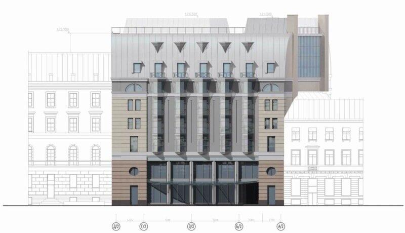 Проектирование реконструкции исторических строений от АО цитп